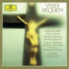 Verdi Requiem - Orchestra del Teatro alla Scala di Milano, Claudio Abbado