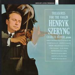 Treasures for the Violin - Henryk Szeryng, Charles Reiner