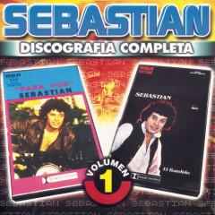 Sebastian - Discografía Completa Vol.1 - Sebastian