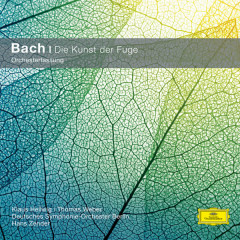 J.S. Bach: The Art Of Fugue, BWV 1080 - Arr. For Full Orchestra By Fritz Stiedry - Klaus Hellwig, Thomas Weber, Deutsches Symphonie-Orchester Berlin, Hans Zender