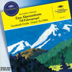 Strauss, R.: Eine Alpensinfonie; Till Eulenspiegel - Staatskapelle Dresden, Karl Böhm
