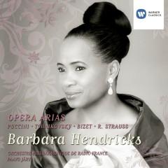 Au Coeur De L'Opera - Barbara Hendricks