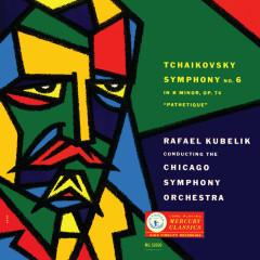Rafael Kubelík - The Mercury Masters (Vol. 5 - Tchaikovsky: Symphony No. 6) - Rafael Kubelik