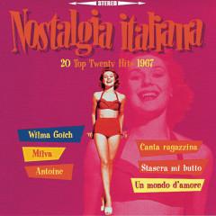 Nostalgia Italiana - 1967 - Various Artists