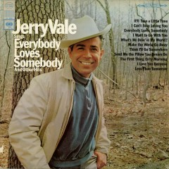 Sings Everybody Loves Somebody and Other Hits - Jerry Vale