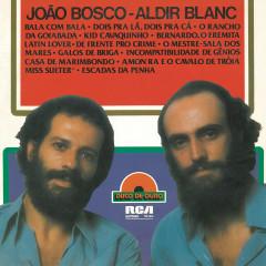 Disco de Ouro - João Bosco,Aldir Blanc
