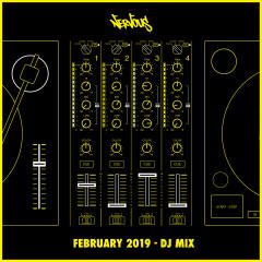 Nervous February 2019 (DJ Mix)