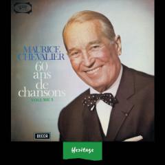 Heritage - 60 Ans de Chansons, Vol.3 - 1965 - Maurice Chevalier
