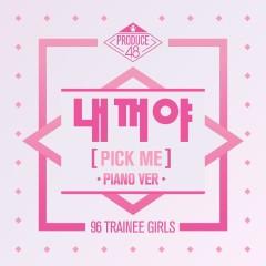 PICK ME (Piano Ver.) (Single)
