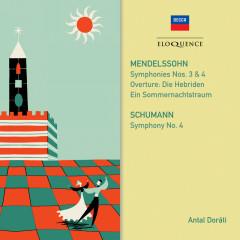 Mendelssohn, Schumann: Symphonies - Antal Doráti