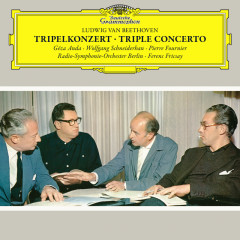 Beethoven: Triple Concerto in C Major, Op. 56 - Géza Anda, Wolfgang Schneiderhan, Pierre Fournier, Radio-Symphonie-Orchester Berlin, Ferenc Fricsay