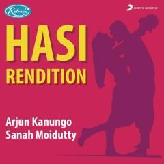 Hasi (Rendition) - Arjun Kanungo, Sanah Moidutty