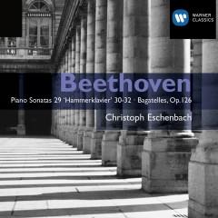 Beethoven:Piano Sonatas 29-32 - Christoph Eschenbach