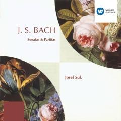 Bach: Violin Sonatas & Partitas - Josef Suk