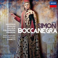 Verdi: Simon Boccanegra - Thomas Hampson, Kristine Opolais, Joseph Calleja, Carlo Colombara, Luca Pisaroni