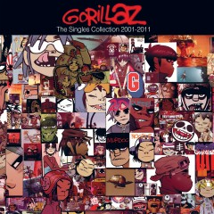The Singles Collection 2001-2011 - Gorillaz