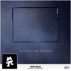 Victory (The Remixes) - San Holo, Tessa Douwstra, Daktyl
