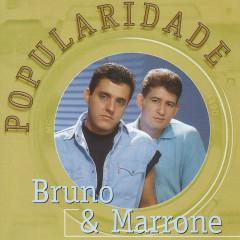 Popularidade - Bruno & Marrone