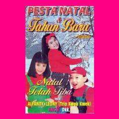 Album Pesta Natal & Tahun Baru - Alfandy, Leony, Geofanny, Angelina Jolie
