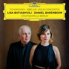 Tchaikovsky, Sibelius: Violin Concertos - Lisa Batiashvili, Staatskapelle Berlin, Daniel Barenboim