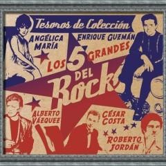 Tesoros De Coleccíon - Los 5 Grandes del Rock