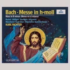 Bach: Mass in B Minor, BWV 232 (Live) - Münchener Bach-Orchester, Karl Richter, Münchener Bach-Chor