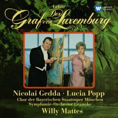 Lehár: Der Graf von Luxemburg - Lucia Popp, Nicolai Gedda, Symphonie-Orchester Graunke, Willy Mattes