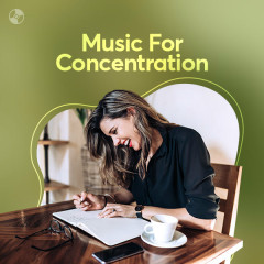 Music For Concentration - Various Artists