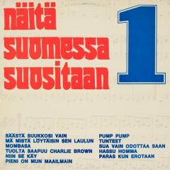 Näitä Suomessa suositaan 1 - Various Artists