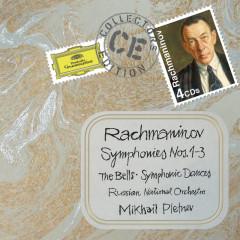 Rachmaninov: Symphonies Nos.1-3; The Bells; Symphonic Dances - Russian National Orchestra, Mikhail Pletnev