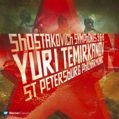 Shostakovich : Symphonies Nos 5 & 6 - Yuri Temirkanov