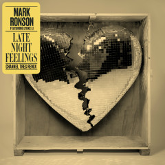 Late Night Feelings (Channel Tres Remix) - Mark Ronson, Lykke Li