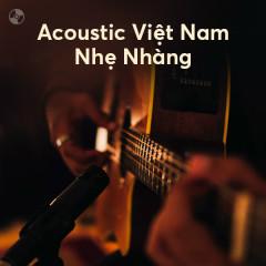 Những Bài Hát Acoustic Việt Nam Nhẹ Nhàng