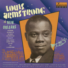 Louis Armstrong Of New Orleans - Louis Armstrong