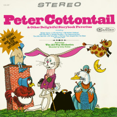 Peter Cottontail and His Friends