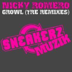Growl (The Remixes) - Nicky Romero