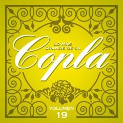 Lo Más Grande De La Copla - Vol 19 - Various Artists