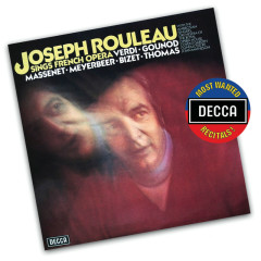 Joseph Rouleau Sings French Opera - Joseph Rouleau, Orchestra of the Royal Opera House, Covent Garden, John Matheson