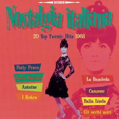 Nostalgia Italiana - 1968 - Various Artists