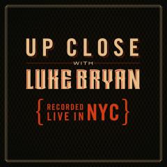 Up Close With Luke Bryan - Luke Bryan