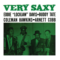 Very Saxy - Eddie