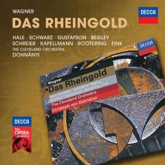 Wagner: Das Rheingold - Robert Hale, Hanna Schwarz, Nancy Gustafson, Kim Begley, Peter Schreier