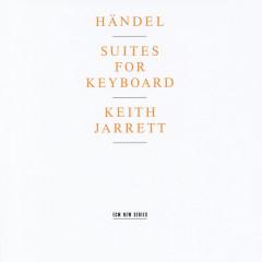 Handel: Suites For Keyboard - Keith Jarrett