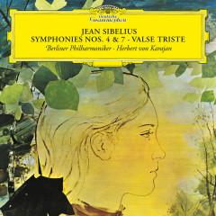 Sibelius: Symphonies Nos. 4 & 7; Valse triste - Berliner Philharmoniker, Herbert von Karajan