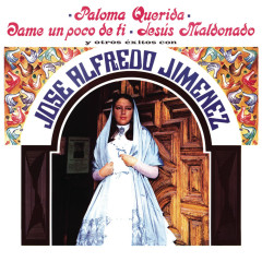 Paloma Querida Y Otros Exitos - José Alfredo Jiménez