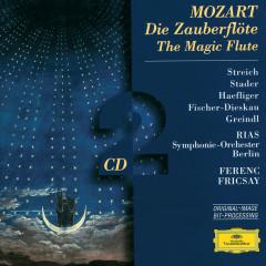 Mozart: Die Zauberflöte - RIAS Symphony Orchestra Berlin, Ferenc Fricsay