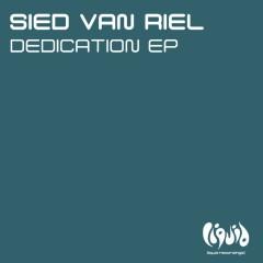 Dedication EP - Sied van Riel