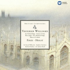 British Composers - Vaughan Williams, Finzi & Holst - Various Artists