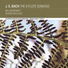 J. S Bach: The 6 Flute Sonatas - William Bennett, George Malcolm, Michael Evans