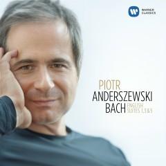 Bach, JS: English Suites Nos 1, 3 & 5 - Piotr Anderszewski